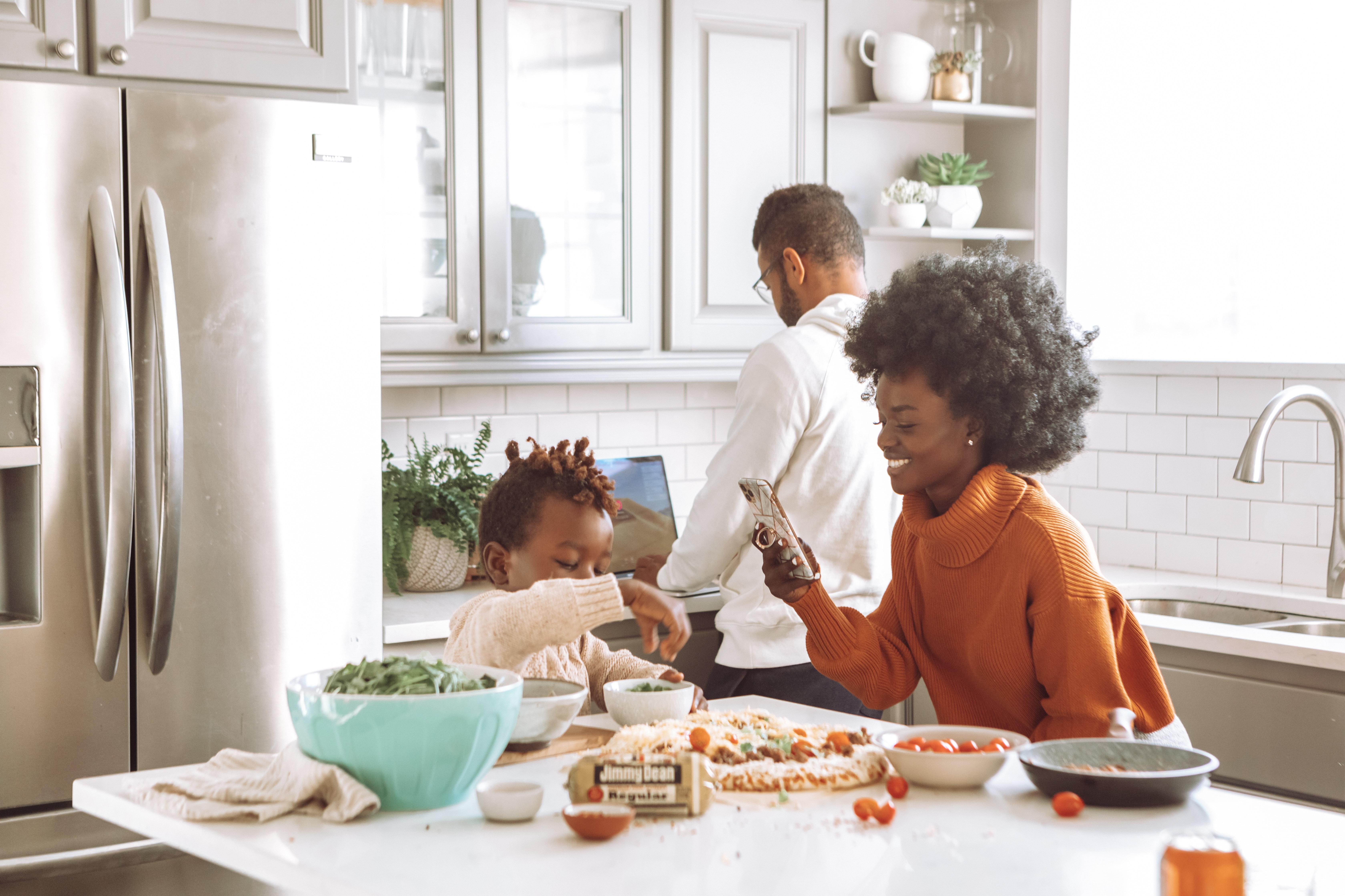 Visualisér dit barns hverdag med magneter med billeder