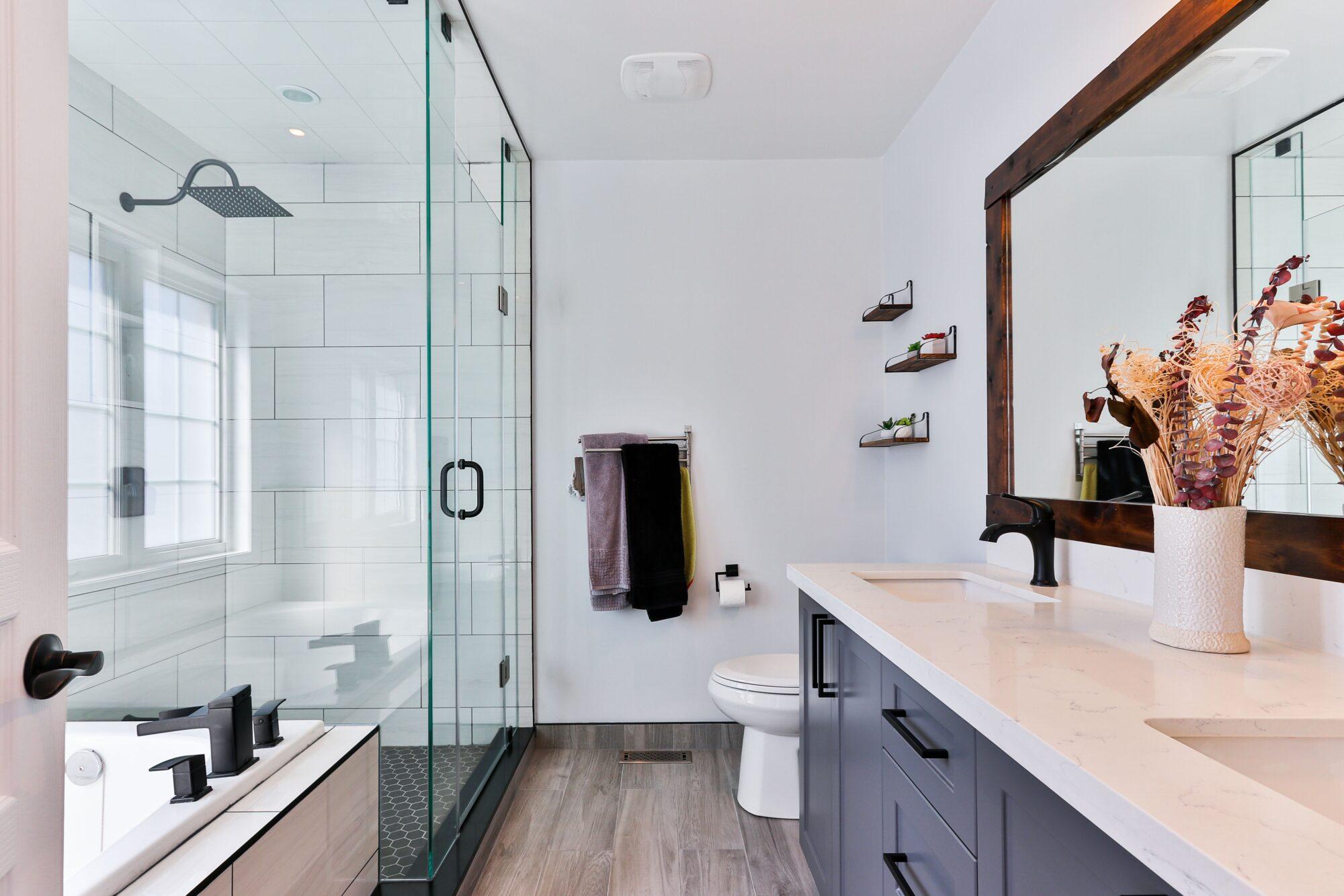 Find inspiration med badeværelse udstilling