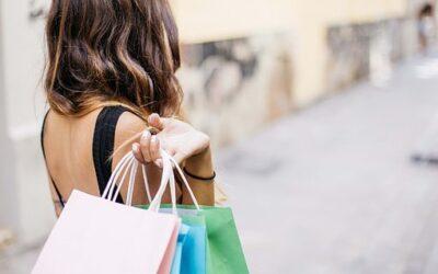 Shopping er rart, men det kan også være dyrt