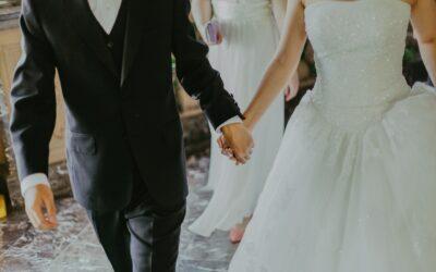 Styr på brylluppet?