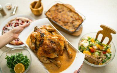 Grill-aftenen for det store selskab kan klares med mad ud af huset
