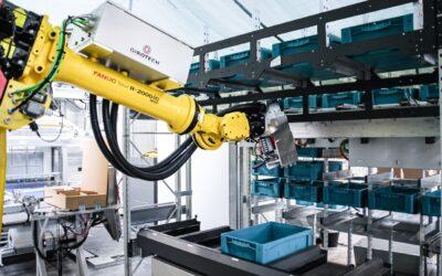 Optimer din virksomhed med professionelle automatiseringsløsninger