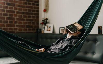 4 fordele ved at slumre i en hængekøje