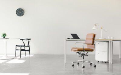 Gør dit arbejde nemmere som selvstændig med et kontor