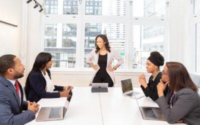 Sådan bliver du en bedre leder på arbejdspladsen